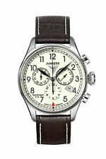 Junkers Spitzbergen F13 Chronograph Watch 6186-5