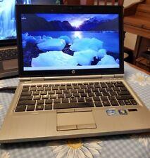 HPElitebook 2560p 12.5-Inch 250GB, Intel Core i7 1st Generation, 2.70GHz, 4GB