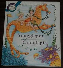 Book. Snugglepot and Cuddlepie at Sea