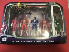 MIGHTY MORPHIN Power Rangers Toys R Us Exclusive Figure SET Edition Bandai