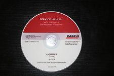 CASE IH WD1203 SERIES 2 SELF-PROPELLED WINDROWER SERVICE REPAIR MANUAL