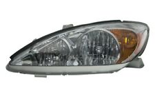 NEW Left Driver Head Lamp  Halogen Assembly Fits 2002-2004 Camry To TO2502137