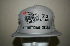 International Diesel Engines Hat Trucker Foam Snapback Indianapolis