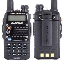 Baofeng UV-5RA V/UHF 136-174/400-520MHz Dual-Band Two-way Radio Walkie Talkies