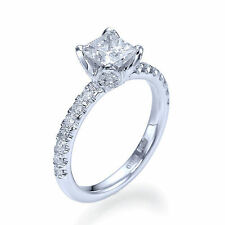 Shiree Odiz Platinum Not Enhanced Fine Rings