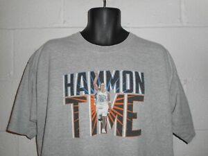 Vintage WNBA #25 Becky Hammon New York Liberty T-Shirt XL