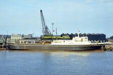 mc2843 - Atlantic Steam Nav Ferry - Doric Ferry , built 1962 - photograph