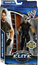 WWE SETH ROLLINS ELITE 25 WRESTLING FIGURE TABLE AND LADDER SHIELD