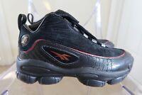 Reebok Allen Iverson Legacy Mid Black Basketball Shoes CN8404 Mens Size 6