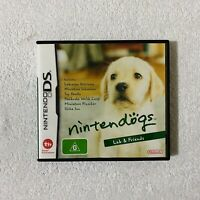 Nintendogs Lab & Friends and Dalmation & Friends Nintendo DS PAL Game
