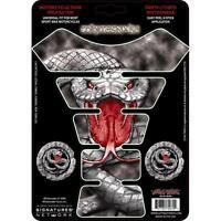 LETHAL THREAT Motorcycle Bike Tank Pad Protector Sticker WHITESNAKE LT70070