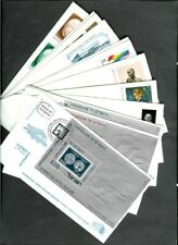 Israel 1974 Complete Year FDC Set with Souvenir Sheets