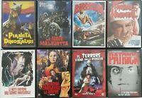 Pacchetto Horror Anni '70 (8 DVD ) - Usato Ottime Condizioni
