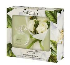 Yardley London Flowerfull Collection Luxe Gardenia New In Box