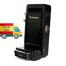 SINTONIZADOR TDT GRABADOR EUROCONECTOR HDMI USB VIDEOS DIVX MP3 ENVIO HOY