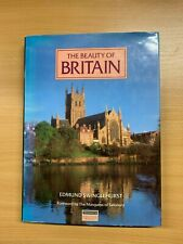 """1990 """"THE BEAUTY OF BRITAIN"""" ILLUSTRATED LARGE HARDBACK BOOK"""