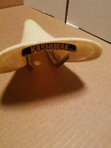 Kashimax Aero White Old School Bmx Seat