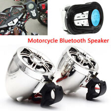 Waterproof Bluetooth Motorcycle Stereo Speaker Audio System USB Radio for Yamaha