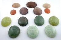1000 Carats Jade Aventurine Fluorite Jasper Cab Cabochon Gem Stone Gemstone C6