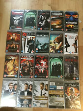 PSP UMD Movies  x 20 new & sealed mixed titles RRP £50+  (box 186)