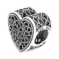 Genuine Pandora Openwork Romance Heart Charm 791811