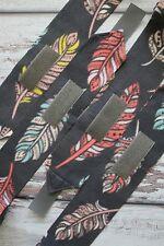 Horse Polo Leg Wraps Stable Wraps Polos Set of 4 Bohemian Feathers