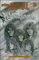 Rock & Roll Comic Book #10  WHITESNAKE   NM