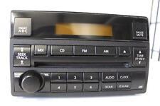 2005-2006 NISAN ALTIMA RADIO STEREO AM/ FM CD PLAYER 28185-ZB10B
