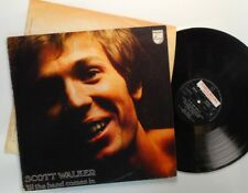 scott walker  'til the band comes in      Philips 6308035   original, Promo