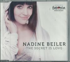 "Nadine Beiler ""The secret is love"" Austria Eurovision 2011  New Sealed"