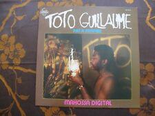 LP TOTO GUILLAUME - Makossa Digital / Disques Espérance ESP 8404  France  (1983)