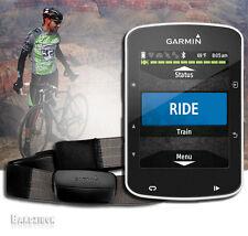 Garmin Edge 520 GPS Sports Fitness Bike Computer Cycling + Premium Bundle HRM