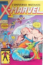 X MARVEL L'UNIVERSO MUTANTE PLAY PRESS N.9 1990 --OTTIMO