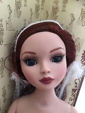 Ellowyne Wilde City Slicker, nude DOLL only - Tonner doll - cute blue eyes, hair