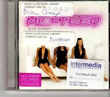 (FH805) Mis-Teeq, Eye Candy - 2003 CD