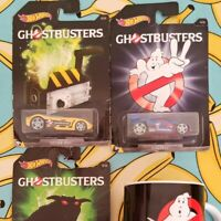 Hot Wheels Ghostbuster Set Of 3 Cars  & Coffee Mug