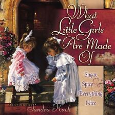 What Little Girls Are Made Of: Sugar, Spice, and E