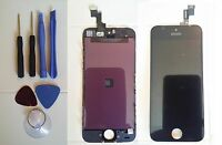 UK Replacement LCD Display & Digitizer Touch Screen for Apple iPhone 5S Black