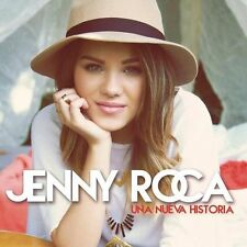 Una Nueva Historia - Jenny Roca (CD, 2015, w/Bonus, Handshake) - FREE SHIPPING