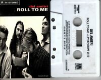 Del Amitri Roll To Me 1995 Cassette Tape Single Pop Dance Rock