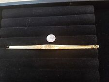 Bracelet Watch~Smallest Cal. 690 Movement~Wow! Omega~ Solid 18K Gold~Lady's Rare