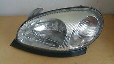 Daewoo Lanos Bj.97-00 Headlight Left With Lwr Actuator
