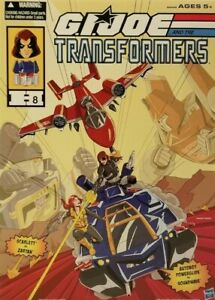 G.I. Joe Transformer SDCC 2016 Exclusive Scarlet Zartan Powerglide Soundwave #8