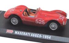 MODELLINO AUTO MASERATI 1000 MILLE MIGLIA SCALA 1:43 MINIATURE CAR MODEL DIECAST