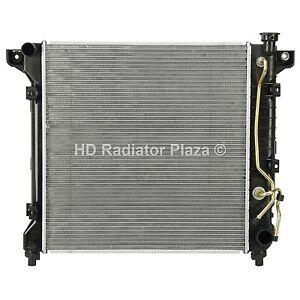 Radiator For 97 98 99 Dodge Dakota Durango V6 3.9L V8 5.2L 5.9L R/T SLT W/O TOC
