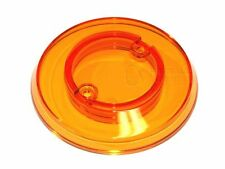 Bally Williams Pinball Machine Orange Transparent Pop Bumper Cap Plastic