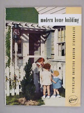 Carey Roofing CATALOG - 1950's - Asbestos products