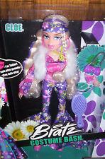 Bratz COSTUME BASH CLOE Doll 1960s Flower Child Peace Hippie Girl Bell Bottoms