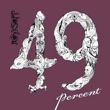 Royksopp - 49 Percent (3 track CD single)