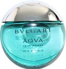 BVLGARI AQVA MARINE 0.16 OZ EDT SPLASH MINI FOR MEN BY BVLGARI UNBOX